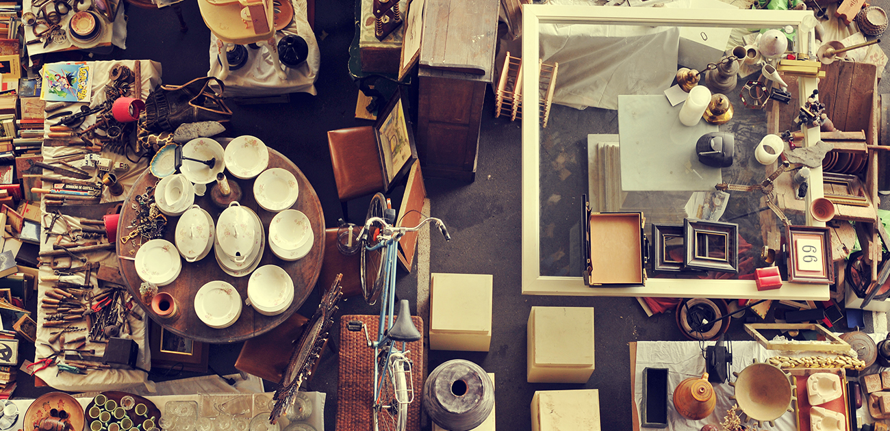 Vintage and second-hand shopping in Kuala Lumpur