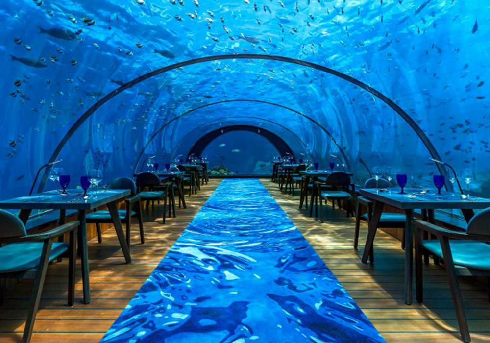 7 Unique Restaurants for Spectacular Dining Experiences Around the World