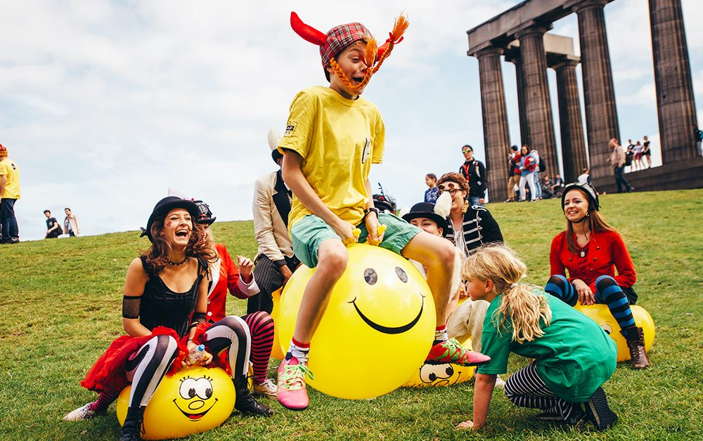 Why You Should Visit the Edinburgh Festival Fringe: the World's Largest Arts Festival