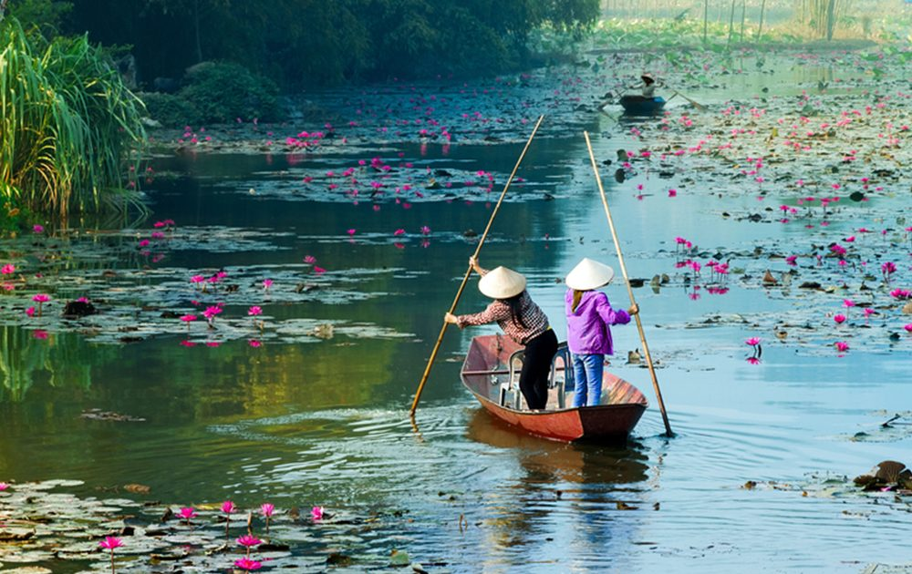 The Most Instagram-Worthy Sights at Hanoi and Ha Long Bay