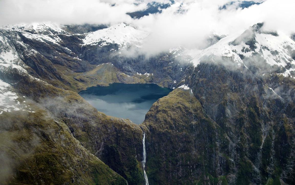 Lake Quill, New Zealand