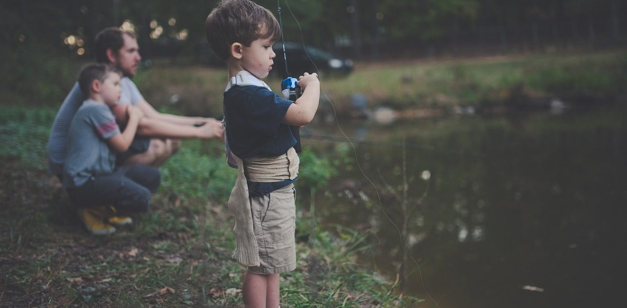 Beginner's Guide for Families who Would Like to Fish while on Camping Trips