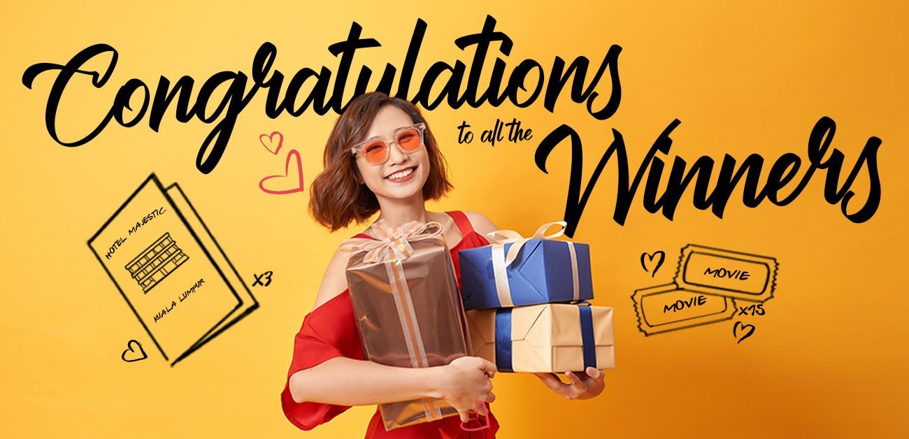 #JoinFlyKLIA Contest Winners Announcement