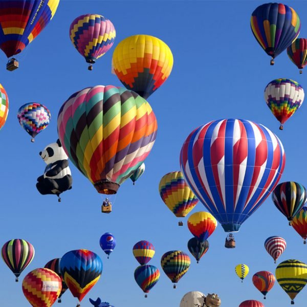 Contest: Count The Hot Air Balloons
