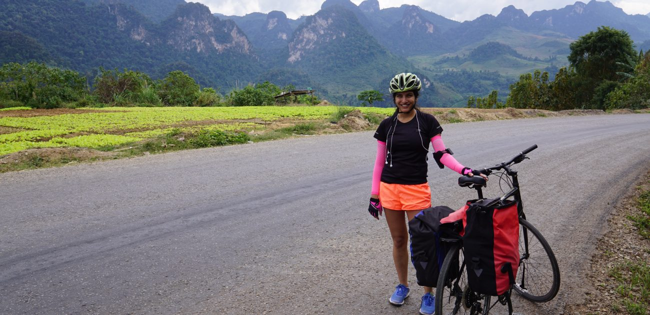 Travelling Into The Unknown: Bicycle Touring in Laos For The First Time