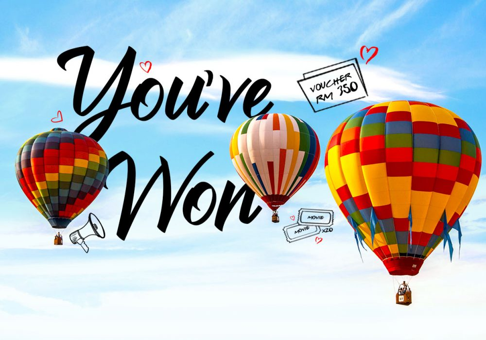 Count The Hot Air Balloons Contest Winners Announcement