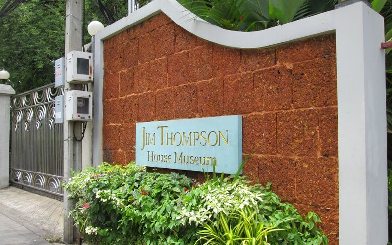 Exploring the Interior of Jim Thompson House in Bangkok