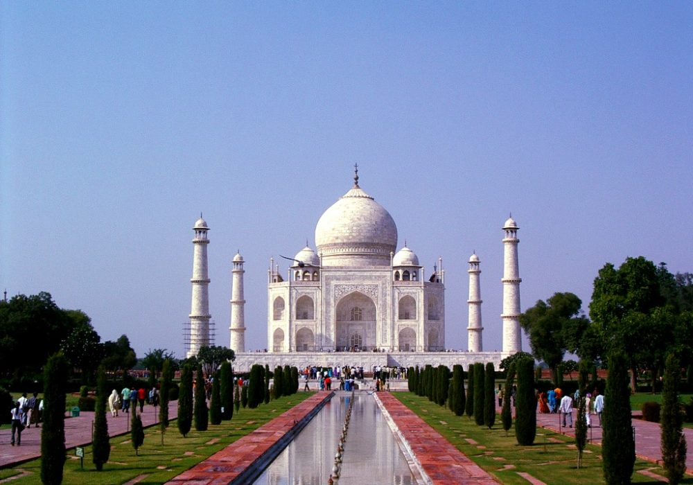 Taj Mahal – a symbol of eternal love