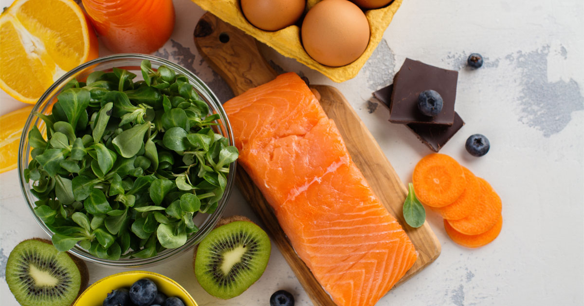 Foods To Keep Yourself Healthy At All Times