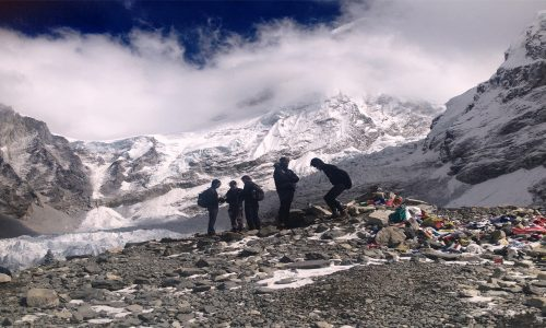 WHAT ARE THE MAJOR CHALLENGES OF EVEREST BASE CAMP TREK