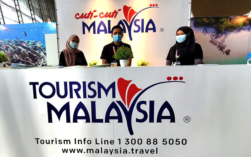 Cuti-Cuti Malaysia Mini Travel Fair: Let's Support Local Tourism!