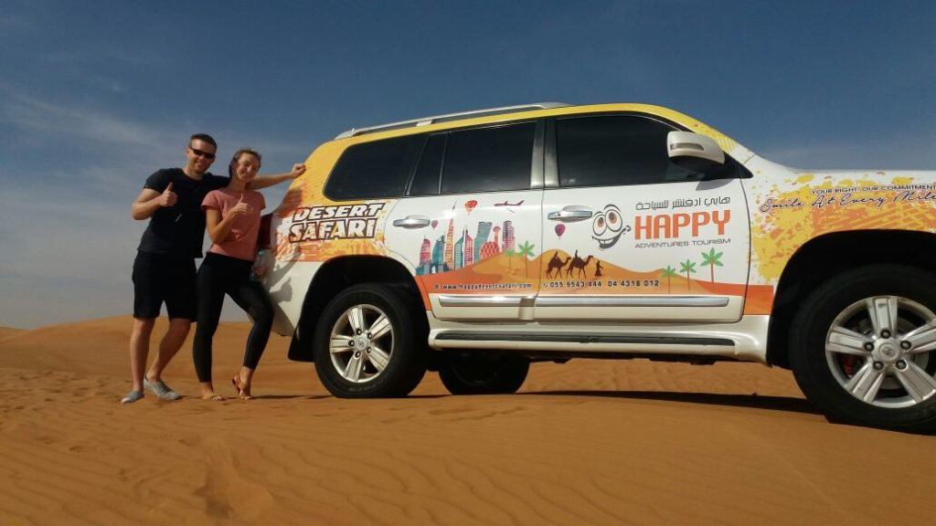 Desert Safari Dubai – An Adventure Loaded with Excitement and Thrill