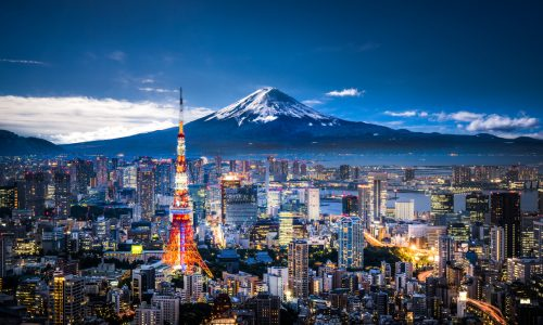 3 Days 2 Nights to Explore Wonderful Tokyo-Mt. Fuji