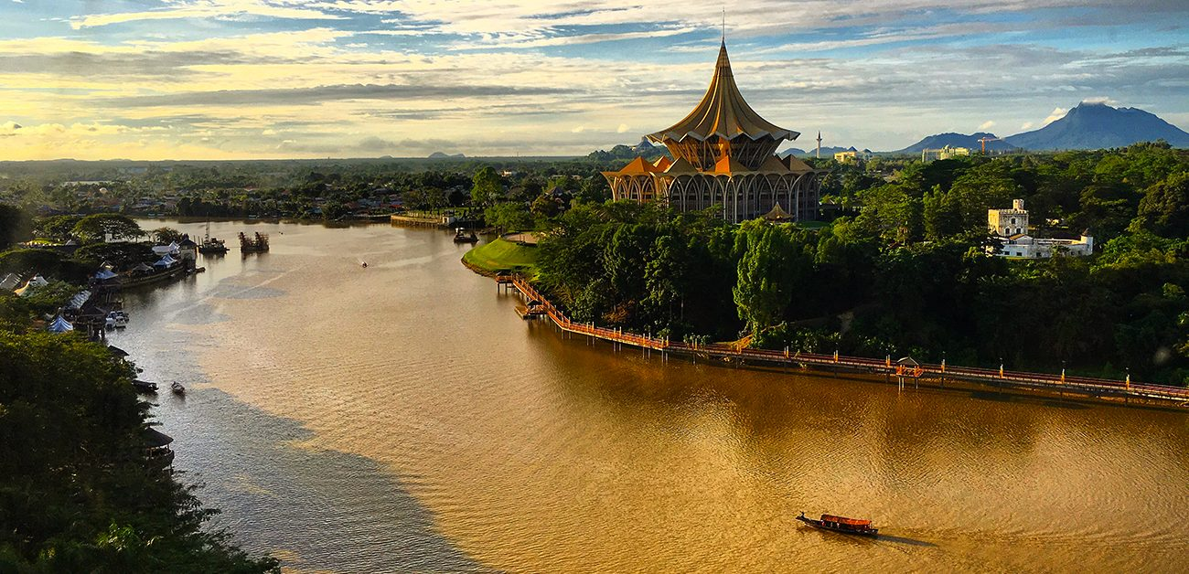 FlyKLIA Travelling Guide: Sarawak, Land of the Hornbills