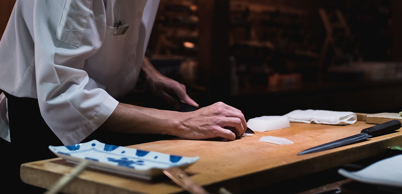 Omakase: A Personalised Eating Experience