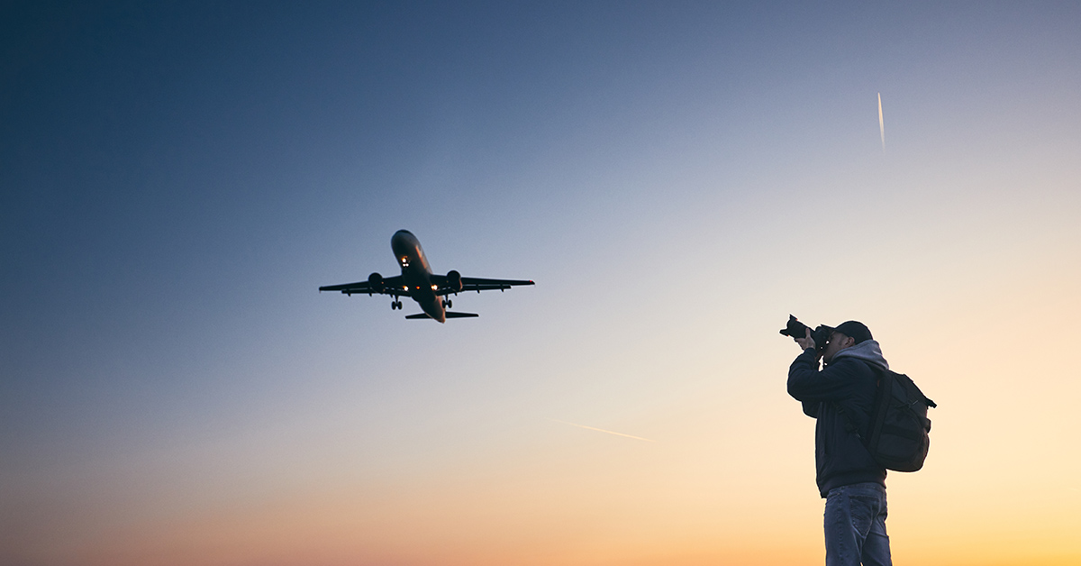 Interview With a Planespotter: What is Planespotting?