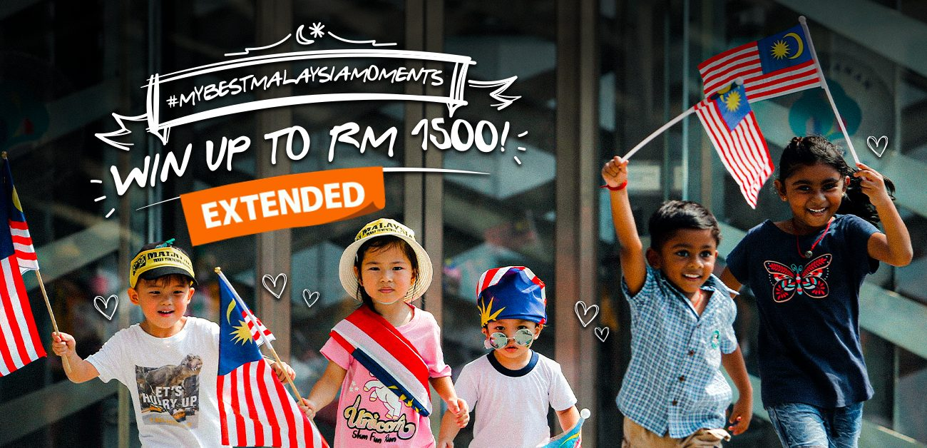 Contest: MYBestMalaysiaMoments Deadline Extended