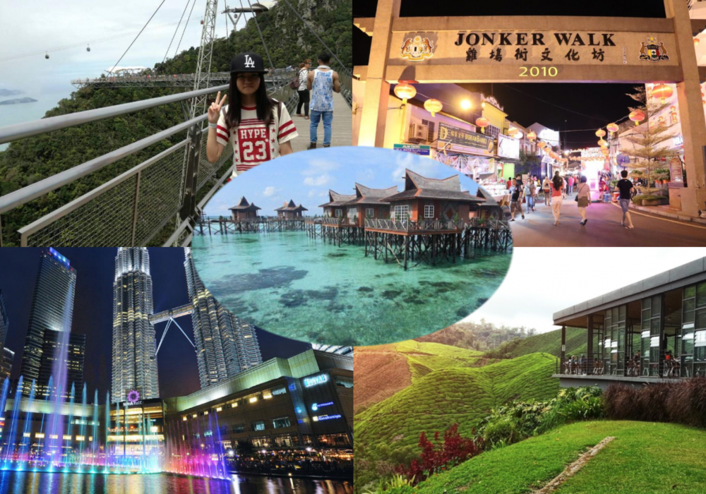 Places to travel in Malaysia once MCO is over!