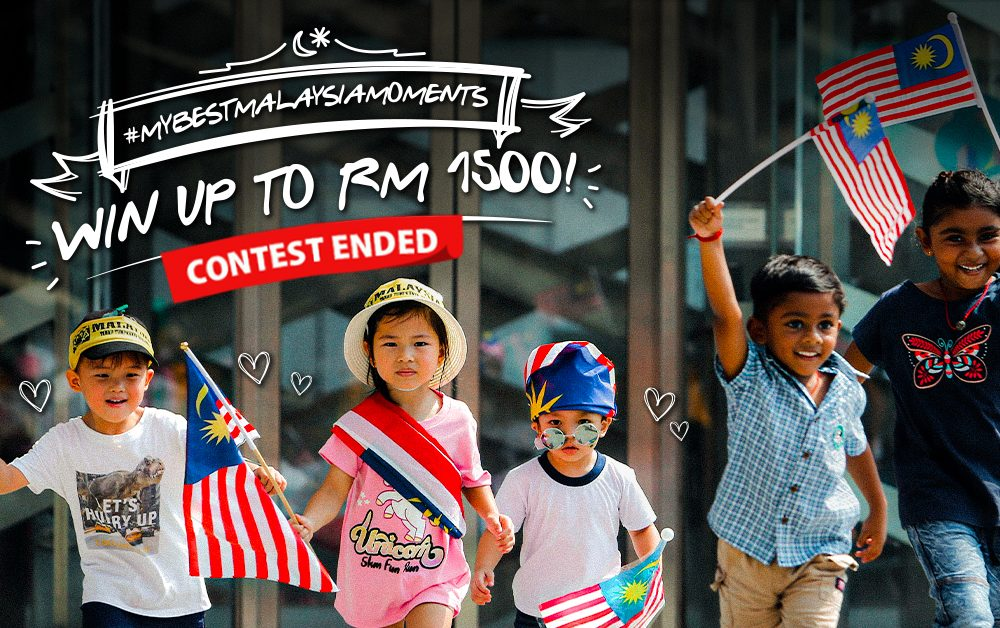 Closing of MYBestMalaysiaMoments Contest Entries