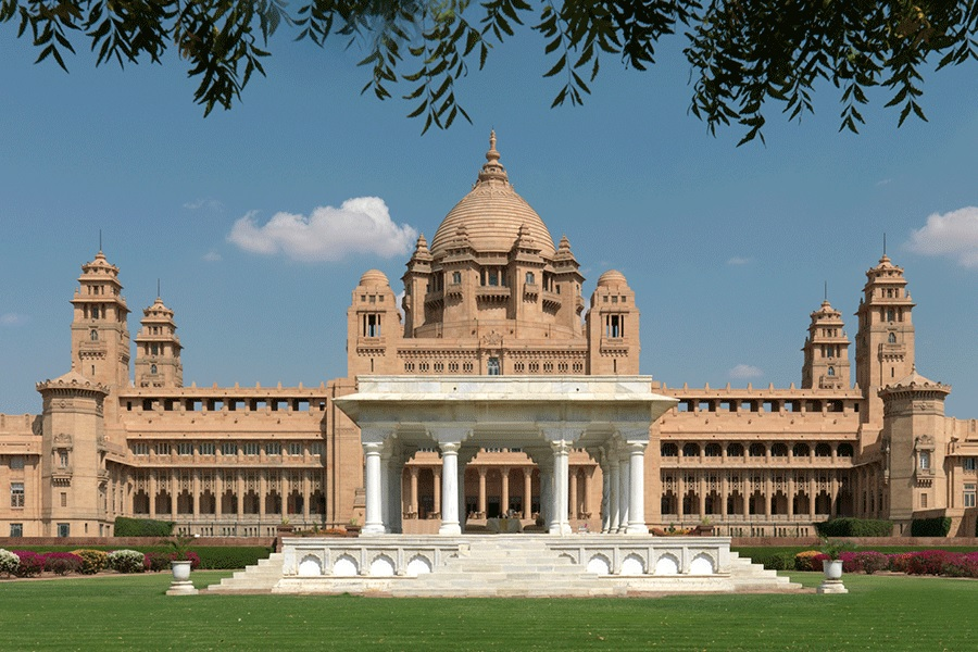6. Umaid Bhawan Palace