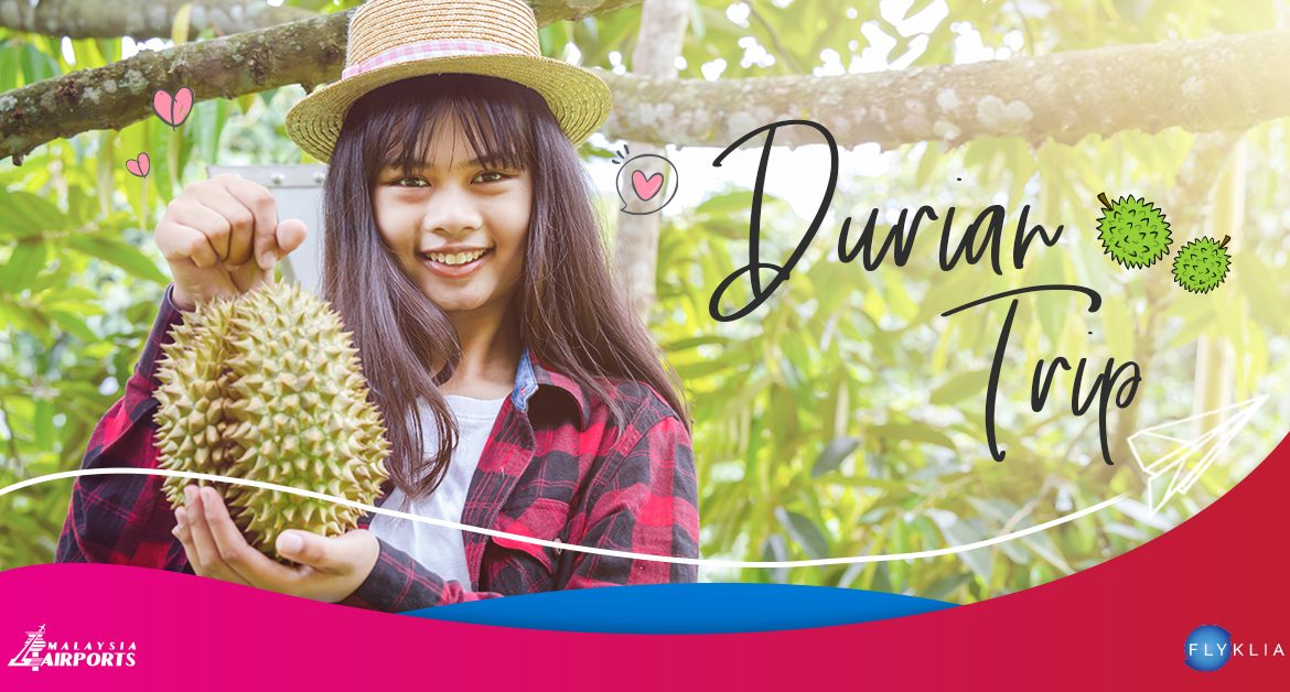 Klang Valley isn't the Best Place to Eat Durian in Malaysia