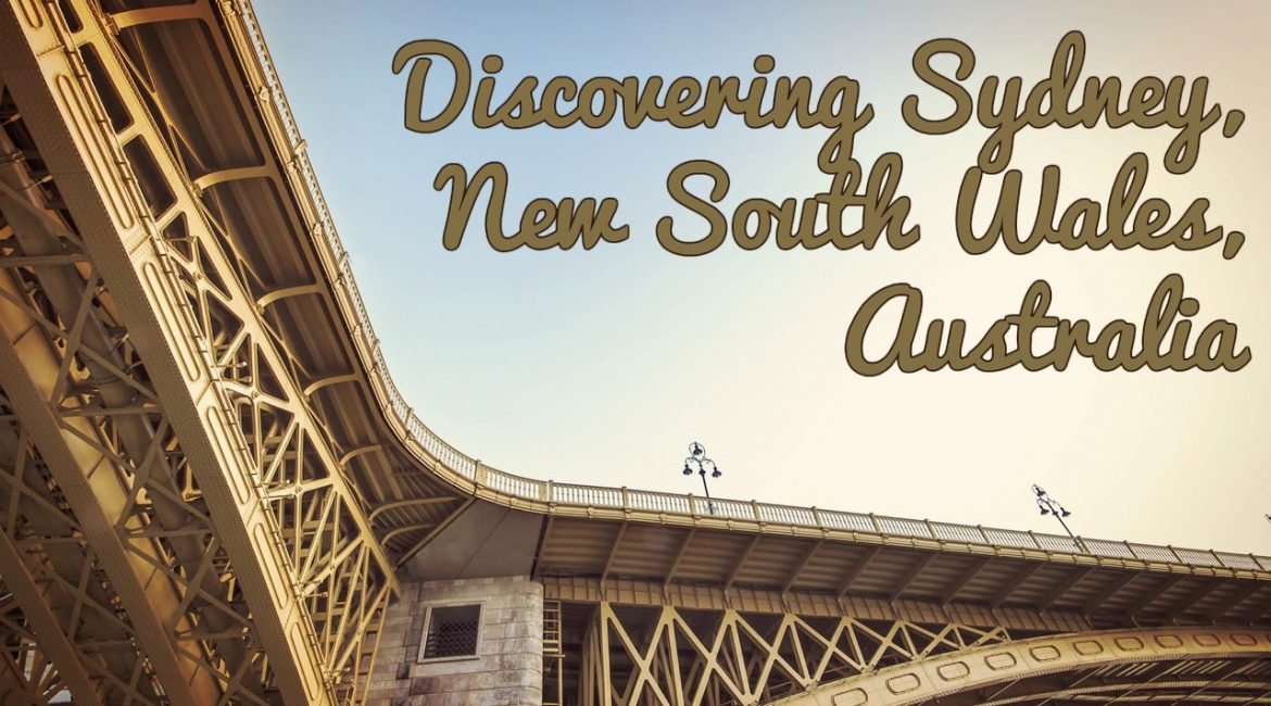 Discovering Sydney, New South Wales, Australia