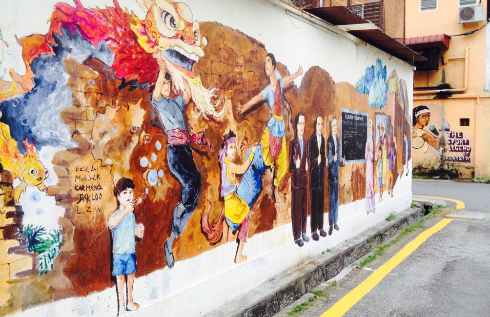 Discovering Ipoh: Old Meets New