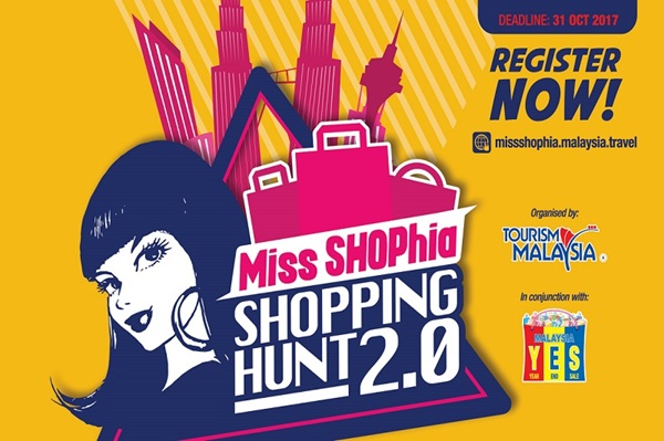 Miss SHOPhia Shopping Hunt 2.0 is Back with a Bang
