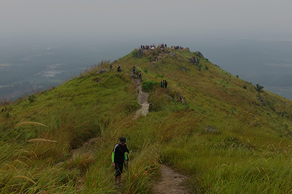 Life's Little Inconveniences On a Hill named Broga