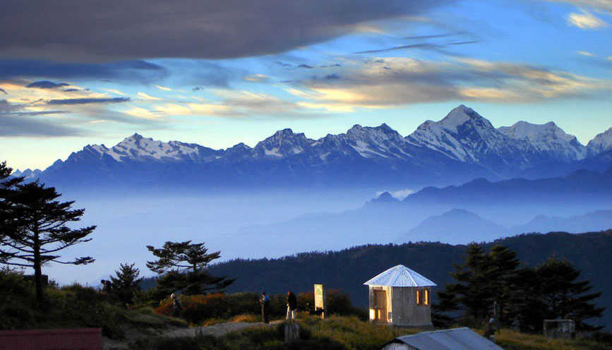 North East India Tour Packages from Delhi