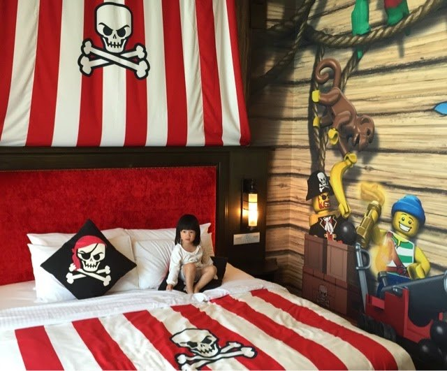 Pirate themed Premium Room